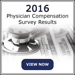 2016 Physician Compensation Results